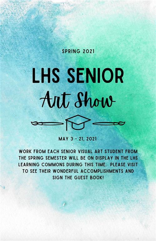 LHS Senior Art Show