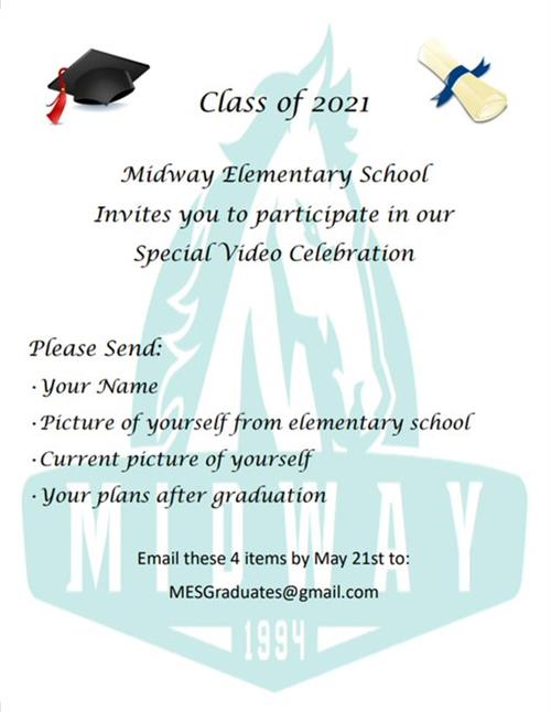 Midway Elementary Senior Video