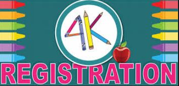 4K Preschool applications are available beginning February 1, 2021