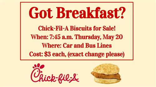 Chick-Fil-A biscuit sales