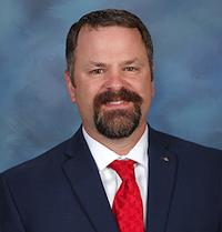 Chris Bussell, Assistant Principal